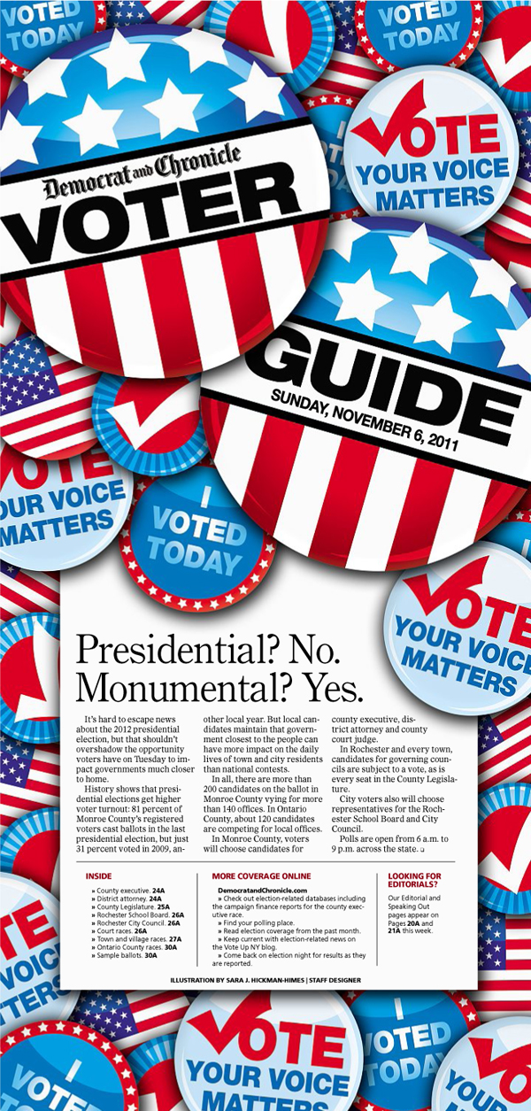 Voter Guide 2011