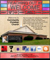 Community Christian Church web site
