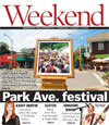 Park Avenue Summer Arts Festival picture frame